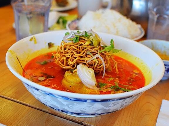 Bangkok Thai Deli: Khao Soi