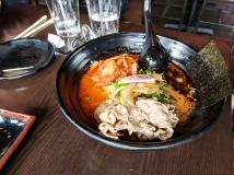Ichiddo Ramen: Kimchi ramen