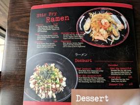 Ichiddo Ramen: Other dishes