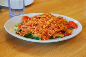 Bangkok Thai Deli: Spicy noodles