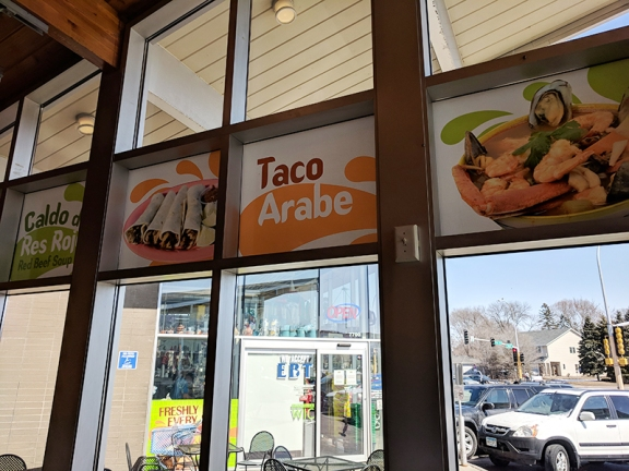 Andale: Taco Arabe