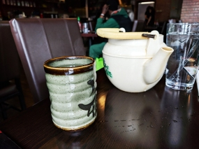 Ichiddo Ramen: Tea