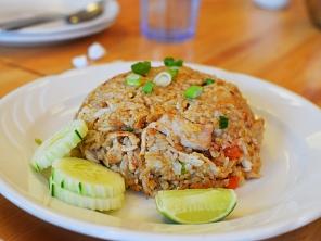 Bangkok Thai Deli: Thai fried rice
