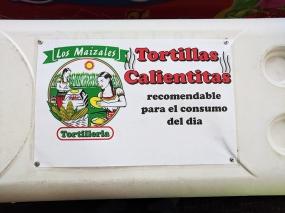 Andale Mercado: Tortillas