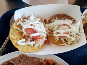 Andale: Tostadas