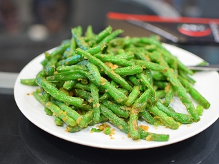 Lao Sze Chuan: Beans of doom