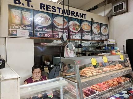 Hmongtown Marketplace: B.T. Restaurant