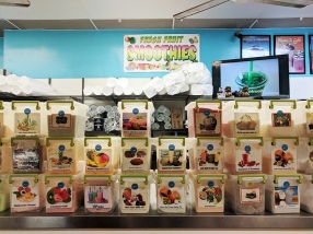 Hmongtown Marketplace: Coco's Island specializes in smoothies