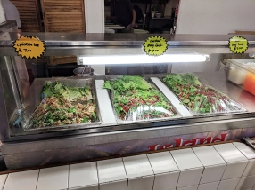 Hmongtown Marketplace: Larb at Golden Cuisine