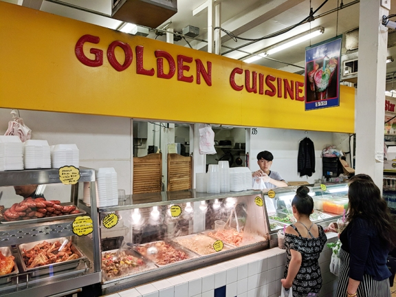 Hmongtown Marketplace: Golden Cuisine