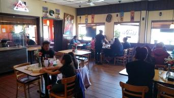 La Colonia: Second dining room