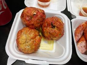 Hmongtown Marketplace: Meatballs
