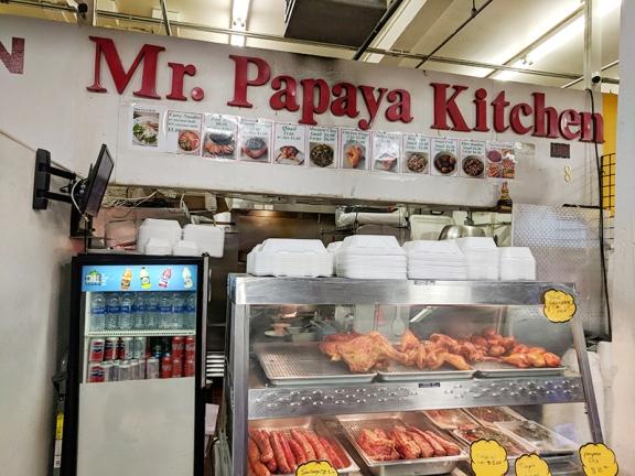 Hmongtown Marketplace: Mr. Papaya Kitchen