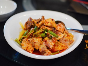 Lao Sze Chuan: Never forget chicken