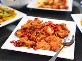 Lao Sze Chuan: Chilli short ribs