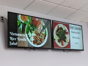 Simplee Pho: Picture menu