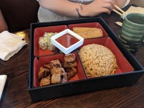 Tokyo Grill: Bento