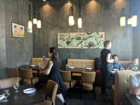 Lao Sze Chuan: Decor