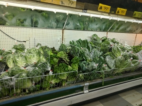 Shuang Hur: Misc greens