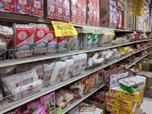 Shuang Hur: Noodles