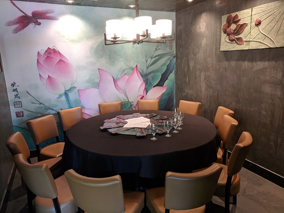Lao Sze Chuan: Private room