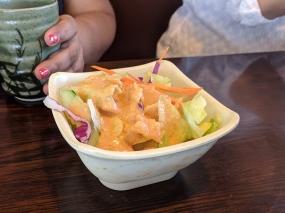 Tokyo Grill: Salad