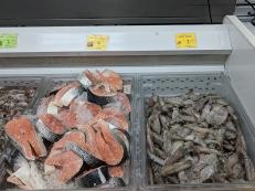 Shuang Hur: Salmon, squid