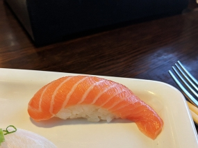 Tokyo Grill: Salmon
