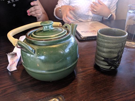 Tokyo Grill: Tea