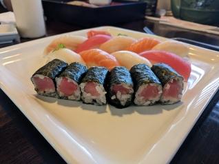 Tokyo Grill: Tuna roll