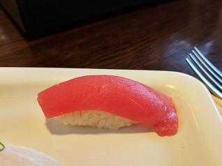 Tokyo Grill: Tuna