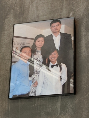 Lao Sze Chuan: And most importantly, Yao Ming