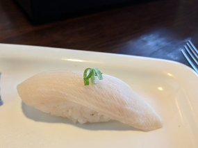 Tokyo Grill: Yellowtail