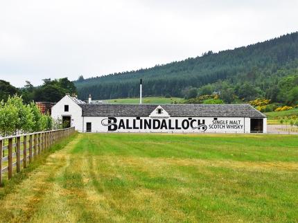 Cragganmore: Ballindalloch Distillery