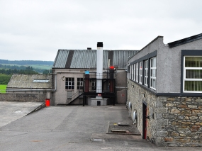 Glenfarclas: More unattractive buildings