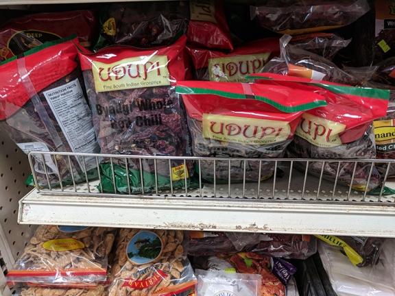 TBS Mart: Byadgi chillies