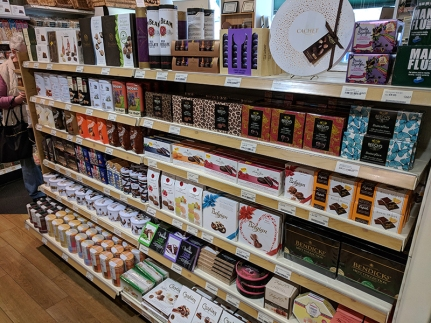 Gordon & MacPhail: Chocolates