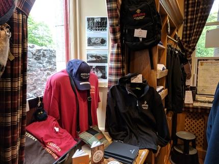 Aberlour: Clothes