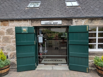 Glen Grant: Coffee shop