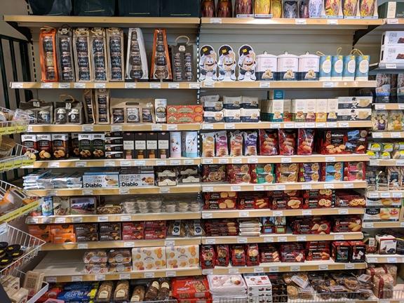 Gordon & MacPhail: Cookies/Biscuits