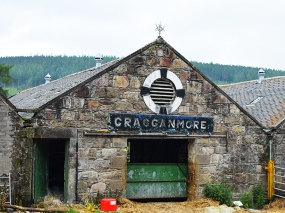 Cragganmore: Cragganmore shed