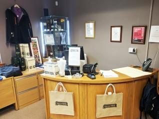 Cragganmore: Desk