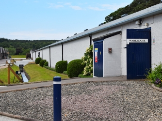 Glen Moray: More warehouses