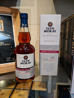 Glen Moray: Distillery edition