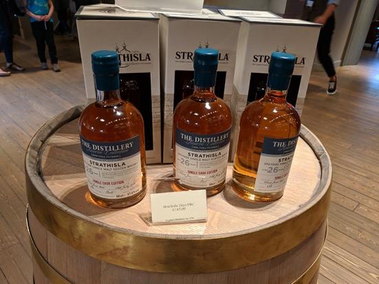 Strathisla: Distillery edition 26 yo