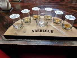Aberlour: Ready to taste