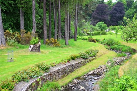Glen Grant: Gardens