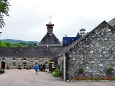 Glenfiddich: Visitor Centre