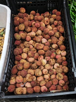 TBS Mart: Lychees