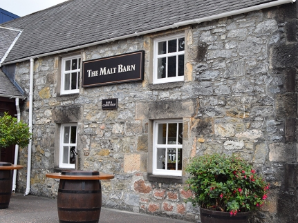 Glenfiddich: The Malt Barn